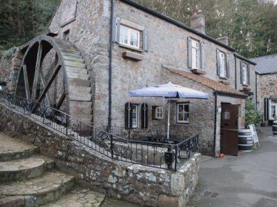 042 Le Moulin De Lecq Restaurant