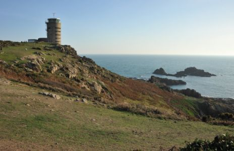 047 German Observation Post At Corbière Point