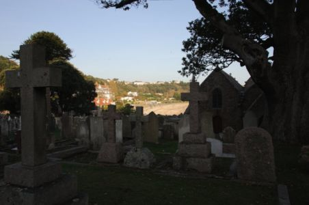 055 St Brelade\'s Church And Graveyard