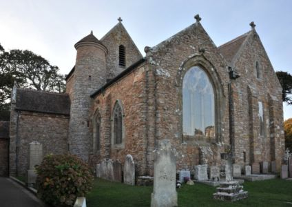 057 St Brelade\'s Church