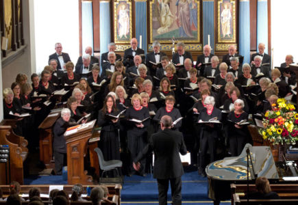20006a Choir in performance