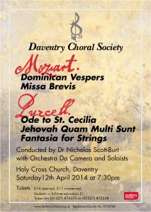 2014 DCS Mozart Purcell